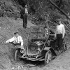 First automobile-featured