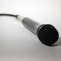 Microphone-featured