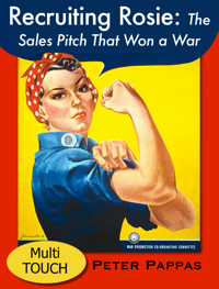 Recruiting Rosie The Sales Pitch That Won a War-cover