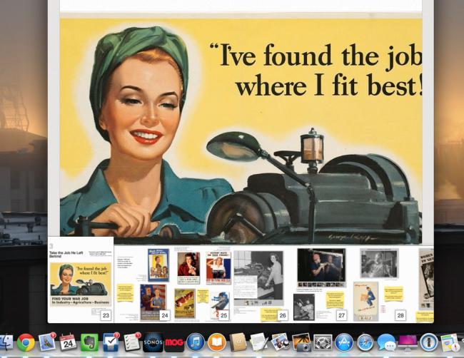 ibooks mavericks desktop