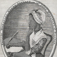 Phillis Wheatley featured