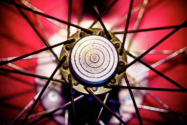 Thomas Hawk - Hub and Spokes