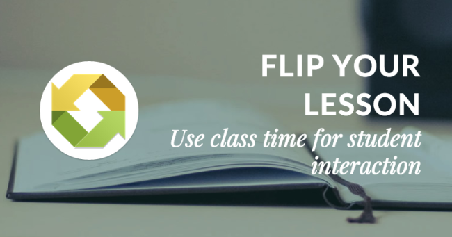 flipped classroom workshop logo