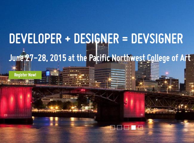 Devsigner conference logo