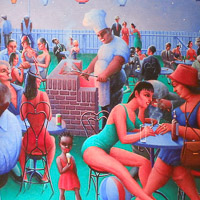 Barbecue-by-Archibald-Motley-featured