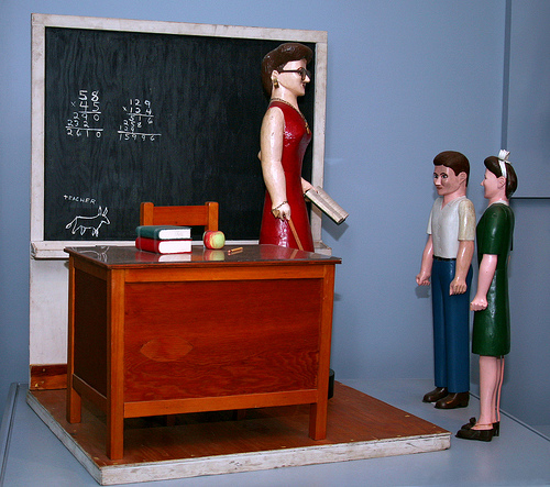 Classroom Figures Lavern Kelley